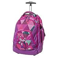 Schneiders Set de sacs scolaires, violet (Pourpre) - 10110302