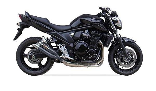 065ef04d405 Exhaust Ixil Hyperlow black XL GSF Bandit 650   1250 07-11  Amazon.co.uk   Car   Motorbike