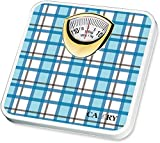#6: MCP Deluxe Personal Weighing Scale Analog Mechanical 120kg (Blue Check)