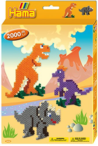 Hama Beads Dinosaur Kingdom