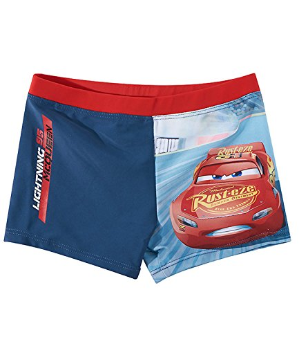 Disney cars ragazzi shorts da mare - blu marino - 110