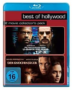 Best of Hollywood 2012 - 2 Movie Collector's Pack 57 (Die Entfhrung der U-Bahn Pelham 123 / Der Knochenjger) [Blu-ray]