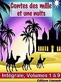 Image de Contes des mille et une nuits (Intégrale Volumes 1 à 9)