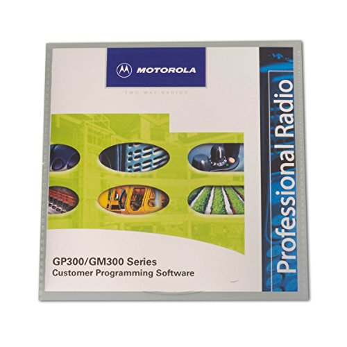 Price comparison product image Motorola GP-Professional Series Windows Programming Software CPS For GP344 GP388 GP320 GP330 GP340 GP360 GP380