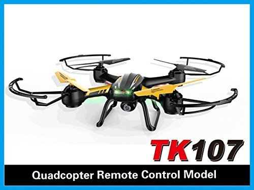 51wEIiQaoiL - Skytech TK107 W WiFi FPV Real Time 2.4G 4CH 6 Axis RC Quadcopter Drone 0.3MP CAM