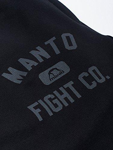 Manto -  Pantaloni sportivi  - Uomo Nero