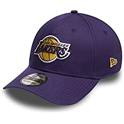 New Era NBA LOS ANGELES LAKERS Team 39THIRTY Stretch Fit Cap