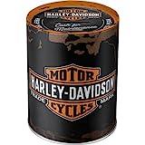 Nostalgic-Art 31001 Harley-Davidson Genuine Logo, Spardosen
