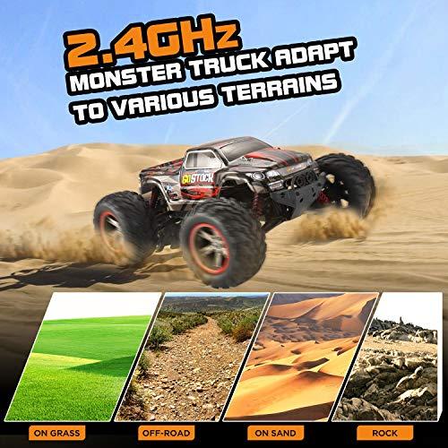 RC Auto kaufen Monstertruck Bild 3: 1/12 GoStock Monstertruck*