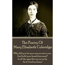 Mary Elizabeth Coleridge christina rossetti