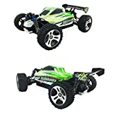 SPFTOY Juguetes para Coches de Escalada 1/18 Escala 2.4G 4WD Coche de Control Remoto 70 KM/H Coche de Alta Velocidad RC Vehículo Todo Terreno Regalo