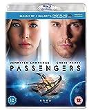 Passengers [Blu-ray] [Import anglais]
