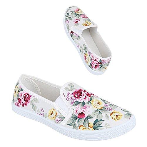 top Sapatos fc15 Design Ital Multi Baixos Baixo Deco Pailetten Branco De V19 Chinelo Femininos Sapatos ZZWA4rag
