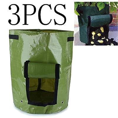 JOYOOO 3 sacs de culture pour pommes de terre