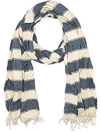 Scotch & Soda Herren Halstuch Structured woven scarf