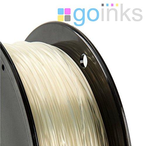 Transparent Imprimante 3D Filament – 1KG / PLA / 3.00mm