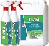 ENVIRA Flohmittel 5Ltr + 2x500ml