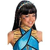 Rubie's Costume Co Monster High Cleo De Nile Girls Wig (peluca)