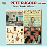 Four Classic Albums (Adventures In Rhythm / Rugolomania / Music For Hi-Fi Bugs / Rugolo Plays Kenton)