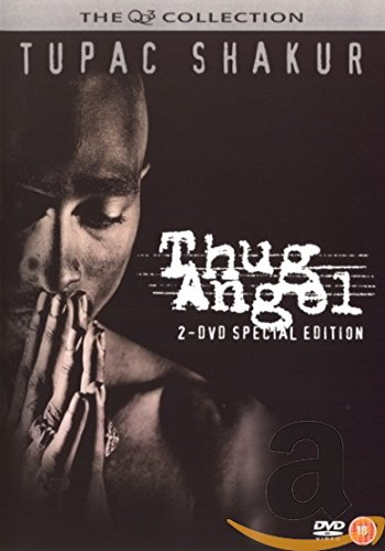 Bild von Tupac Shakur - Thug Angel: The Life of an Outlaw [Special Edition] [2 DVDs]