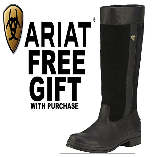 ARIAT Damenstiefel WINDERMERE Noir