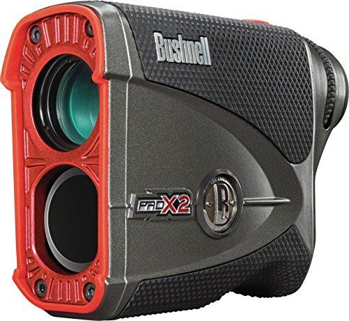 Bushnell Pro X2 Medidores Laser de Golf, Negro /...