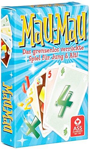 Preisvergleich Produktbild ASS Altenburger 22572039 - Mau Mau, Kartenspiel