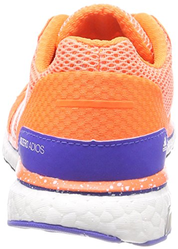 Scarpe Da Running Adidas Da Donna Adizero Adios Arancione (chacor / Ftwwht / Arancione)