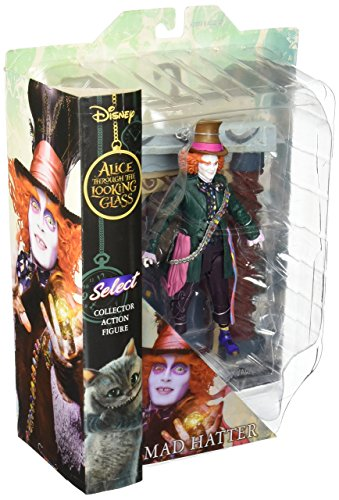 Diamond Select Toys Alice Through The Looking Glass: Mad Hatter Select Action Figur