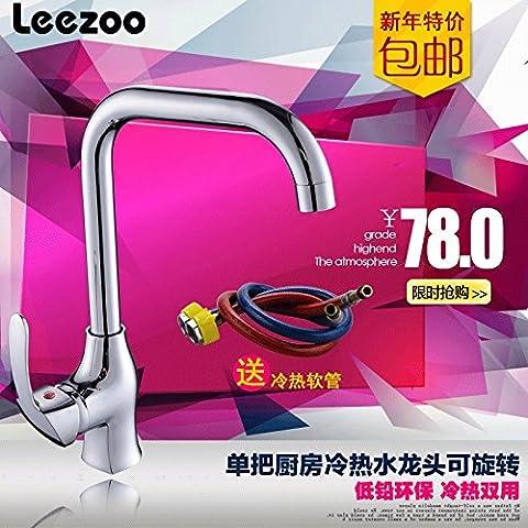 Rubinetto di cucina bagno lavandino rubinetto o sostituzione kit di