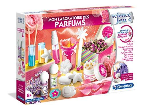 Clementoni - 52278-Mon laboratoire des parfums-Jeu...