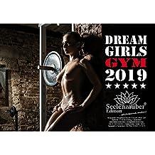 My Dream Girls Gym · DIN A5· Premium Calendario 2019· My Dream Girls · Babes · Sexy Girls · Sport · Pin Up · Mujeres · Shades Of Sex · Set de regalo con 1tarjeta de felicitación y 1Tarjeta de Navidad (· Edition Alma mágica