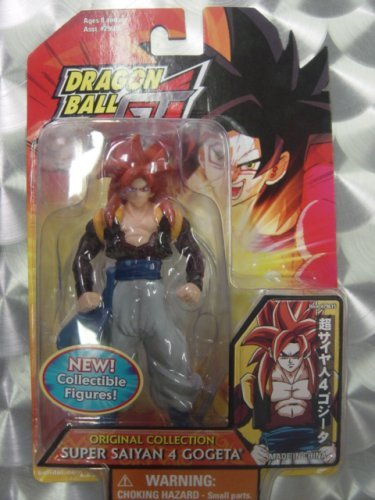 Dragon Ball GT Super Saiyan 4 Gogeta Figur
