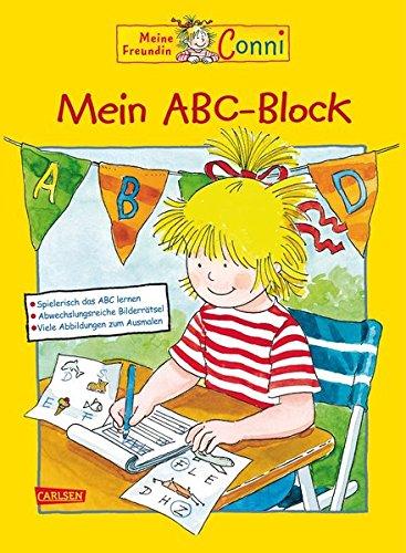 Mein ABC-Block (Conni Gelbe Reihe)