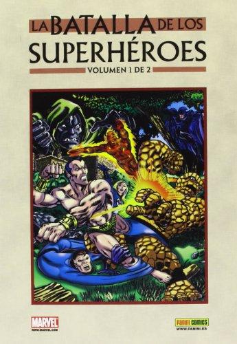 La batalla de los superhéroes 1