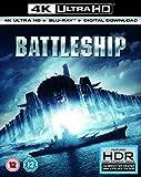 Battleship (4K UHD Blu-ray + Blu-ray+ Digital Download) [2012]