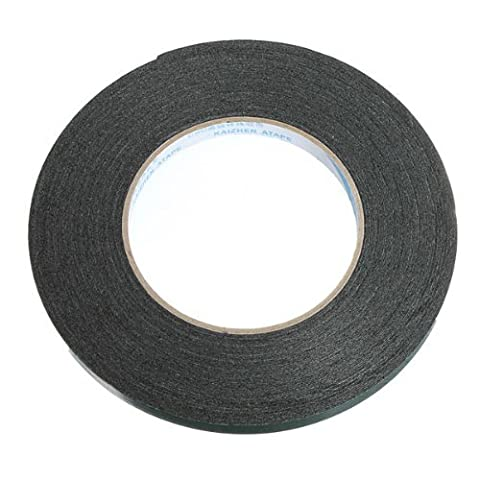 Water & Wood 10M Strong Adhesive Double Sided Mounting Tape Sticker Rolls for Car Trim Moulding width 9mm