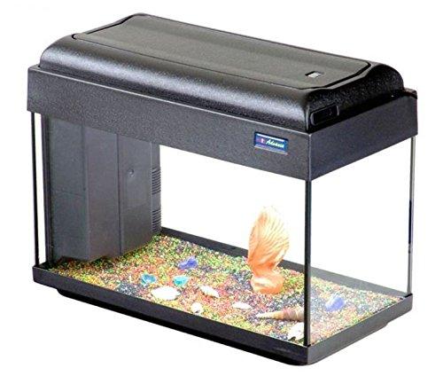 ACQUARIO ADVANCE 60 (60X30) - Acquario in vetro completo di coperchio plastico, sistema di illuminazione, filtro biologico, pompa di ricircolo e termoriscaldatore.