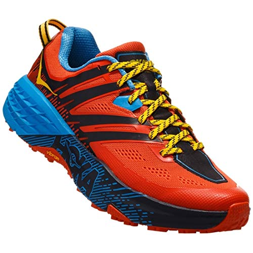 Hoka One One Speedgoat 3 Nasturtium/Spicy Orange 9