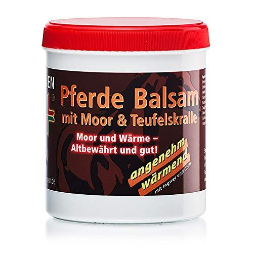 Pferde Balsam mit Moor und Teufelskralle 500 ml -