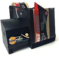 START International LDX8050-2EU Dispensador de Etiquetas Eléctrico de Alta Velocidad, Ancho Máximo de 203 mm, Longitud máxima de 305 mm, Negro