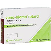 Preisvergleich für Veno-Biomo retard, 50 St. Tabletten