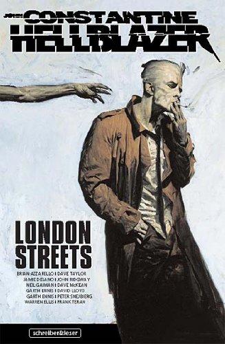 Hellblazer. London Streets