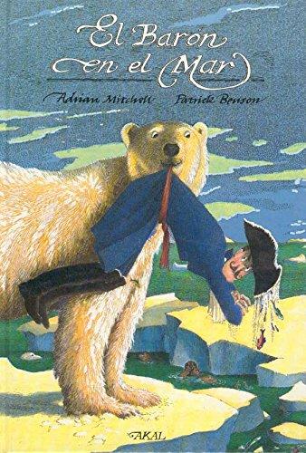 Portada del libro El barón en el mar (Aventuras del Barón Munchausen)