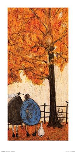 1art1 117049 Sam Toft - Autumn Poster Kunstdruck 60 x 30 cm