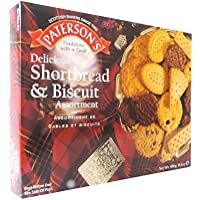 Paterson's - Shortbread and Biscuit Assortment - 400g