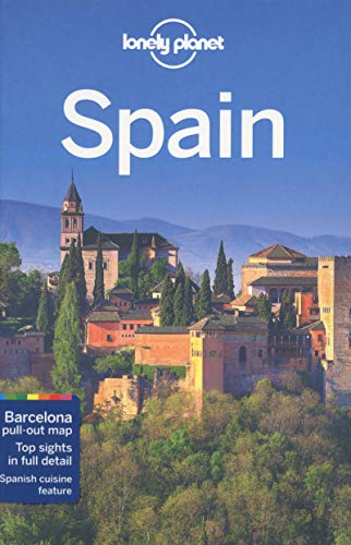 Spain 10 (Country Guides) por Anthony Ham