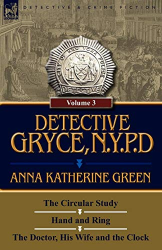 Detective Gryce, N. Y. P. D. Cover Image