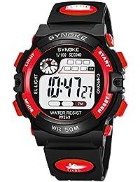 3cddd51003e4 Amazon.es  Alarma - Relojes de pulsera   Niña  Relojes