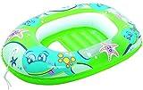 Kinderboot / Wasserboot / Schlauchboot / ca. 102X69cm / Farbe: grün